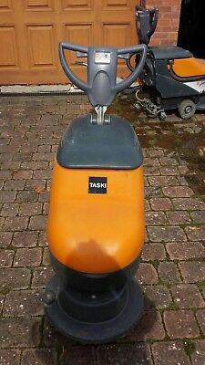 taski swingo 450B 17 inch floor scrubber/polisher/buffer