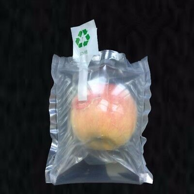 Air Bag Cushion Inflatable Packaging Wrap Pouch Bubble Shockproof Buffer Clear