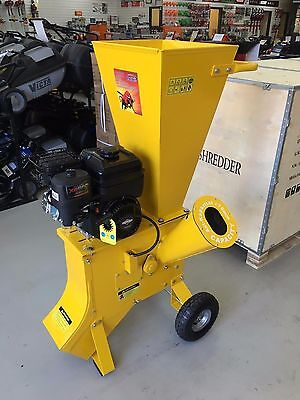 Greatbull GBD601A Chipper Shredder/Mulcher – Briggs & Stratton 6.5hp Engine