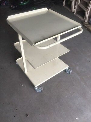 Mobile Work Station Trolley Workshop Garage Craft Sorting Heavy Duty Factory