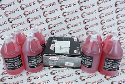 AEM Water/Methanol Injection Kit + AEM Injection Filter +Snow Per. Boost Juice