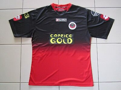 Rare Gençlerbirliği Ankara match worn prepared home football shirt jersey XL