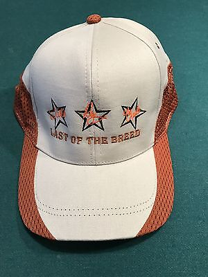 Last Of The Breed Baseball Cap Country Legend MerleHaggard WillieNelson RayPrice
