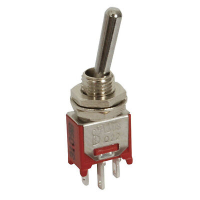 NEW SPDT Sub-Miniature Toggle Switch - Solder Tag ST0300