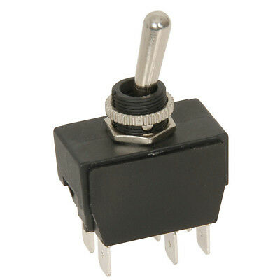 NEW DPDT IP56 Heavy Duty Toggle Switch ST0585