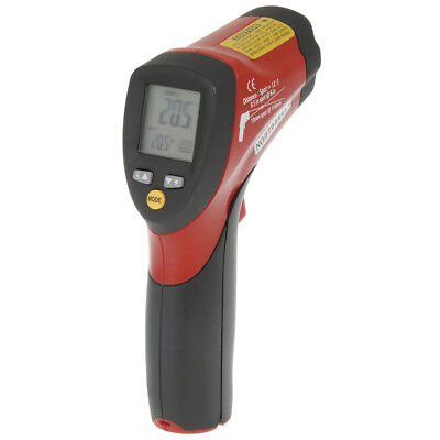 NEW Non-Contact Thermometer with Dual Laser Targeting QM7221