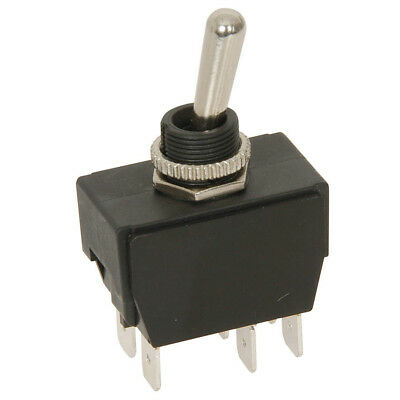 NEW DPDT IP56 Heavy Duty Toggle Switch ST0586