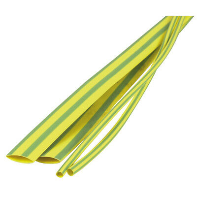 NEW 3mm Green/Yellow Heatshrink Tubing WH5610