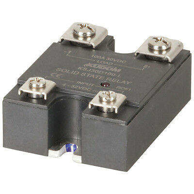 NEW Solid State Relay 4-32VDC Input, 30VDC 100A Switching SY4086