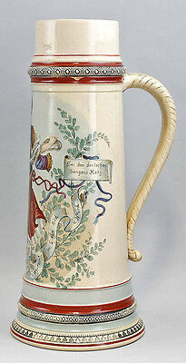 Large Singer Beer Mug 7848048