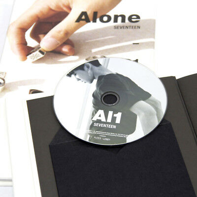 [SEVENTEEN]4th Mini Album-'Al1' / Ver.1 Alone [1]-THE 8 CD