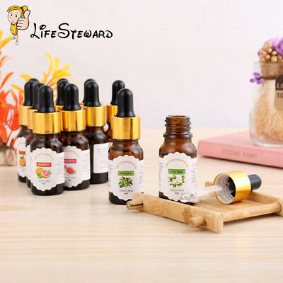 10ml Fruit Essential Aromatherapy Oils Water Soluble Fragrance Oil Air Fresher