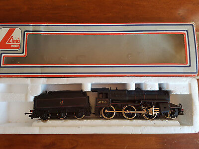 Lima Crab 2-6-0 Br Tender Drive Excellent Runner + Condition Boxed Oo Gauge (Ch)