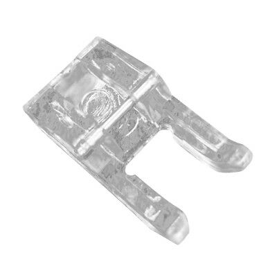 Snap on Clear view zig zag open toe foot, Compatible for Brother, Janome BF