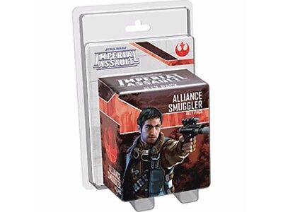 Star Wars Imperial Assault - Alliance Smuggler Ally Pack