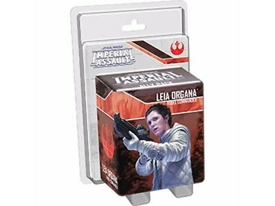 Star Wars Imperial Assault - Leia Organa Ally Pack