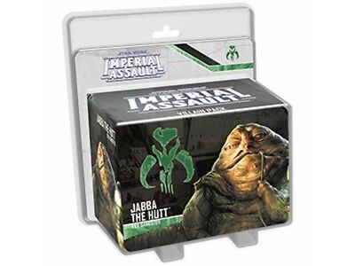 Star Wars Imperial Assault - Jabba The Hut Villain Pack