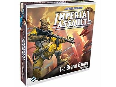 Star Wars Imperial Assault - Bespin Gambit – Small Box Expansion