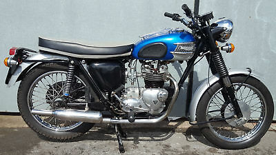 Triumph Tiger T90 350 Twin. 1965 My. Matching Numbers. Reserved