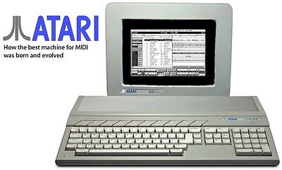 Atari ST Emulator For Windows PC's With Over 2000 Freeware Games.