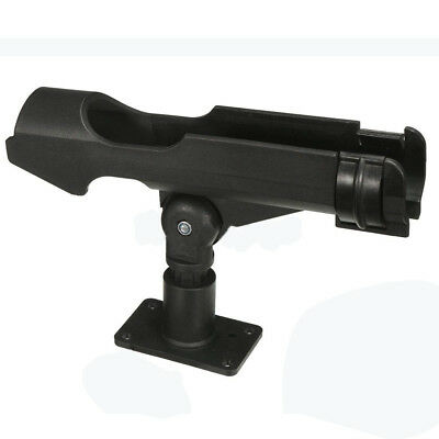Boat fishing rod holder Attacking Rotary Support To Fish Fishing Rod Base BF