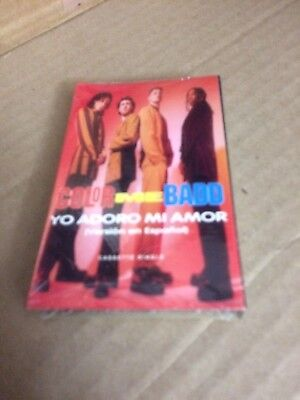 Color Me Badd Yo Adoro Mi Amor Factory Sealed Cassette Single Dfs