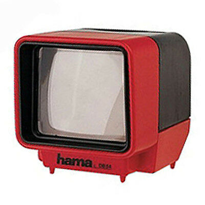 Hama Slide Viewer for 35mm Mounted Slides BATTERIES INCLUDED