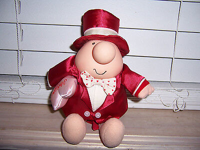 Ziggy I Love You! Valentine's Day American Greetings Doll Vintage 1987