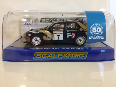 Scalextric C3490A Special Edition Lancia Delta S4 F Tabaton 1 of 250 Pcs