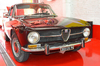 1971 Alfa Romeo GT 1300 Junior designed by Bertone Tipo 105.30 Matching Numbers