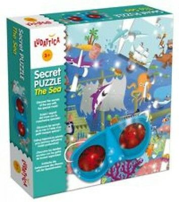 Ludatica Secret Puzzle The Sea -