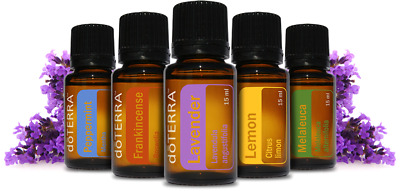 Doterra Essential Oils  - Pure Therapeutic Grade - FREE SHIPPING & SPECIAL OFFER