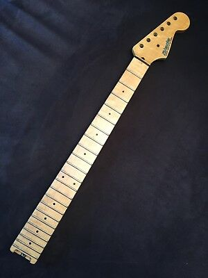 "Blade flame maple RH ""stratocaster"" neck"
