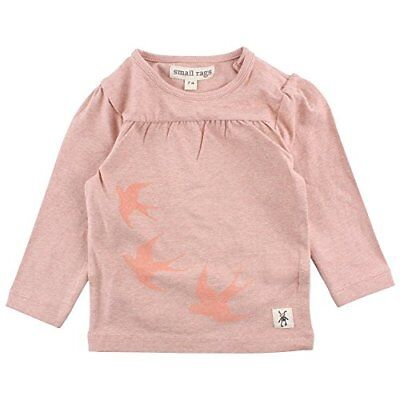 Small Rags Ella LS Top, Camicia Bimbo, Rosa (Old Rose 02-56), 3 mesi (W4E)