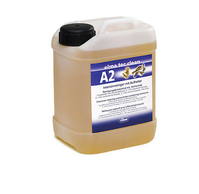 Elma Tec Clean A2 Cleaning Concentrate Intensive with Highlights 2,5 ltr.