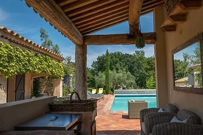 Luxury Villa for rent St Tropez area with large private pool and 5 bedrooms