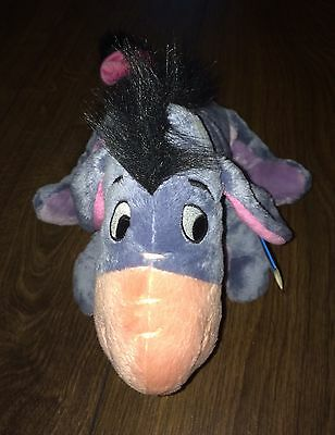 Official Disney Resort Paris Eeyore Plush Toy. Brand New With Tag. Lovely.