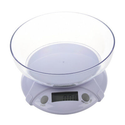 7KG/1G Digital Electronic Kitchen Scales Parcel Food Weight Green Backlight A3P9