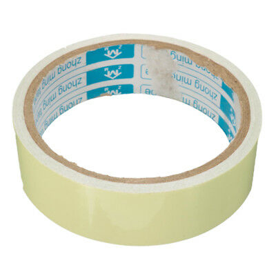 Self-adhesive Luminous Tape Glow in The Dark Safety Stage Home Decor J4W1