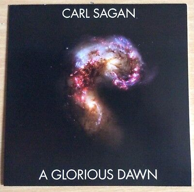 "Carl Sagan A Glorious Dawn 7"" Single On Third Man Records  New Mint Unplayed"