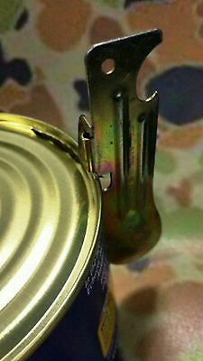 2 x FREDs  3 in 1 Army Can Opener- Camping / Survival / Multi-Tool / Ration Pack