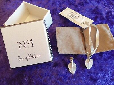 Jenny Packham Mable Feather Earrings