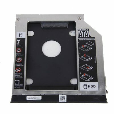 2nd HDD Bracket for Dell E6420 E6520 E6320 E6430 With Ejector + Bezel Z7R3