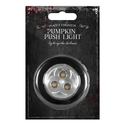 Halloween Pumpkin Push Light Pumpkin Accessory