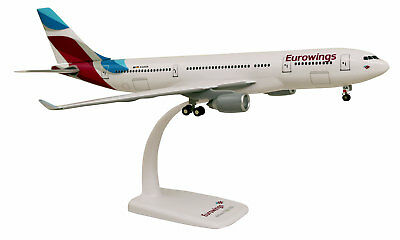 Eurowings Airbus A330-200 1:200 A330 Flugzeug Modell Limox Wings LX028 D-AXGA