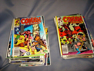 MARVEL Conan the Barbarian 32 Book Lot * John Buscema!