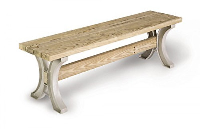 Park Bench Table Garden Patio Furniture Yard Deck Wood Seat Wooden Home Outdoor