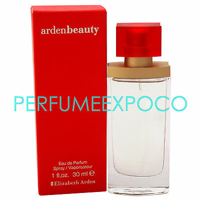 Arden Beauty by Elizabeth Arden 1.0oz EDP Spray Perfume for Women New in Box (WH