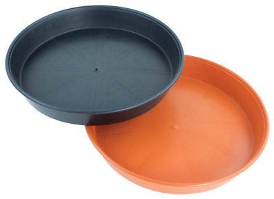 Heavy Duty Small Large Plastic Saucer Planter Plant Pot Saucers Water Tray Base