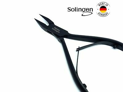 Fine Pointed Toe Nail Nipper Professional Ingrown Nail Clipper Cutter Solingen